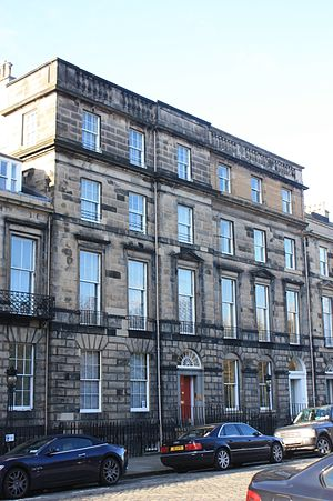 Sir Robert Dundas, 1st Baronet - 32 Heriot Row, Edinburgh