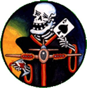 155th Airlift Squadron - World War II emblem of the 359th Fighter Squadron