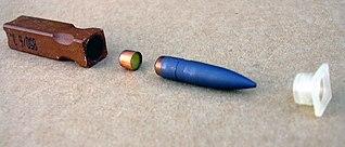 Caseless ammunition