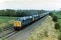 40057 & 40084 Westward Whistler (York-Plymouth) (9125531172).jpg