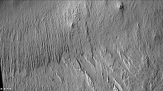 Lucus Planum - Image: 44777yardangcontextc lose