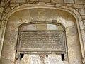 49 Primera pedra de la font, jardins de la Santa Creu.jpg