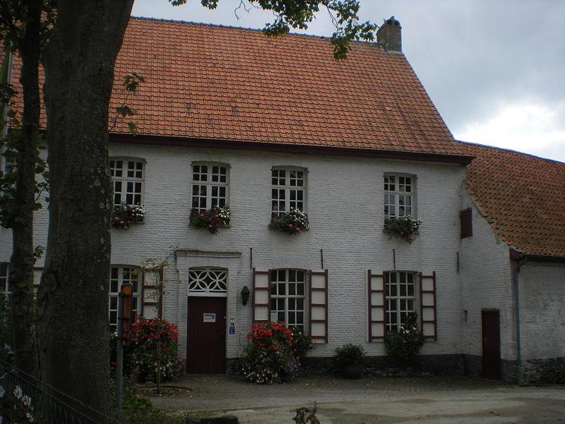 Brouwershuis - Ingooigemplaats 5 - Ingooigem
