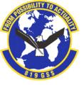 819 Global Support Sq emblem.png