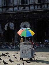 8243 - Venezia - Piazza San Marco - Foto Giovanni Dall'Orto, 12-Aug-2006.jpg