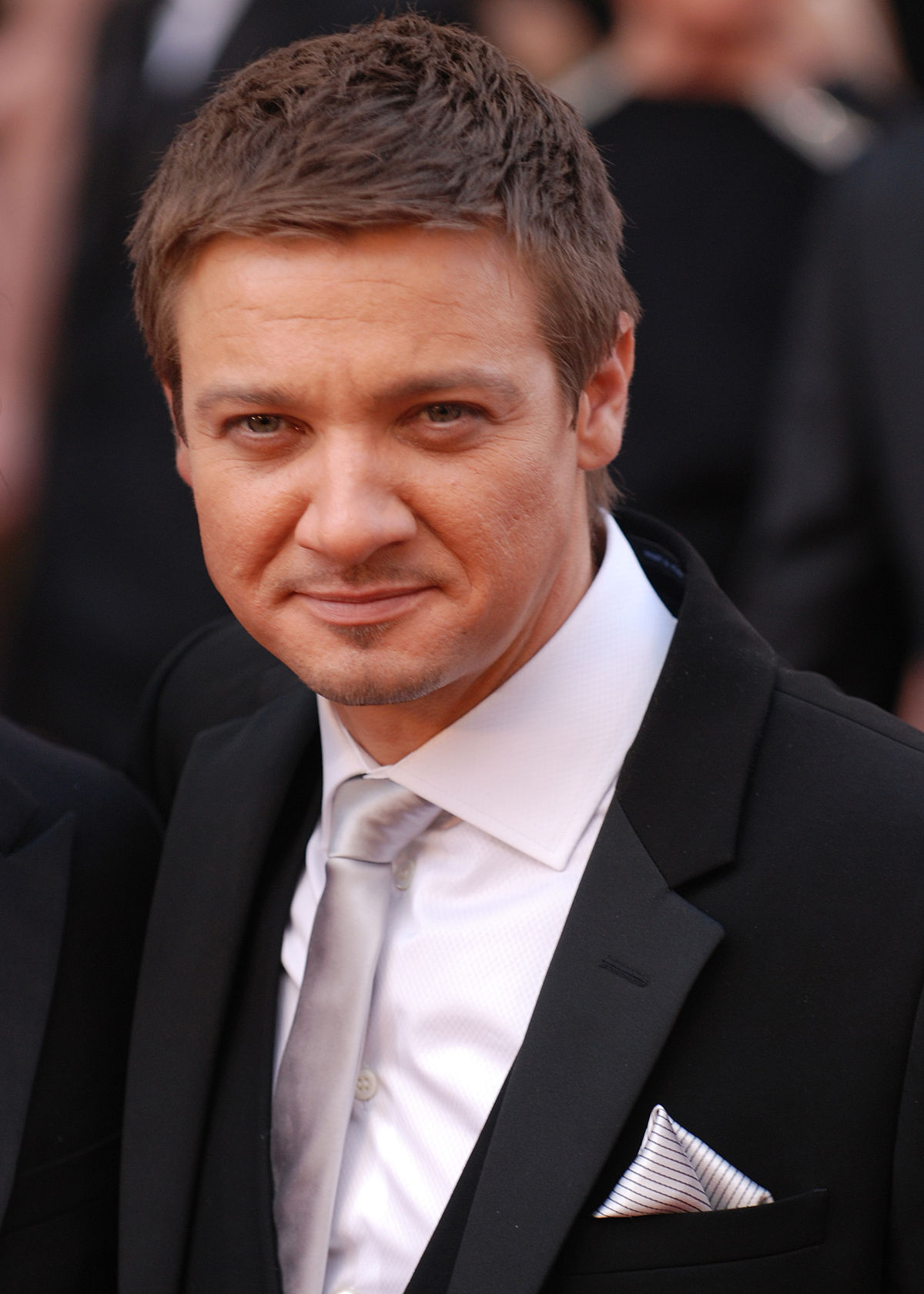 Jeremy Renner - Simple...