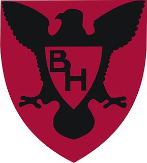 86th Infantry Division (United States) nicknamed Black Hawk Division