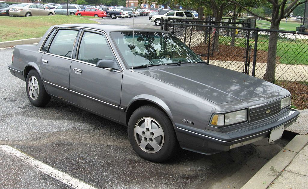 1987 Chevrolet Celebrity - User Reviews - CarGurus