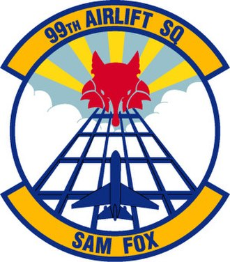 99th Airlift Squadron - Image: 99th Airlift Squadron