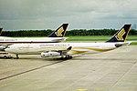 9V-SJE A340-313X Singapore(50yrs) SIN 01JAN99 (5917136594).jpg