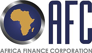 Africa Finance Corporation - Image: AFC logo small