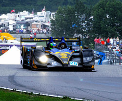 Andretti Green Racing's ARX-01a at Road America.