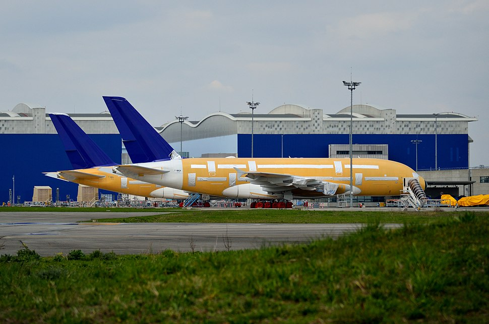 AIB A380 F-WWSN!167 16mar15 LFBO