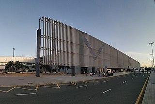 Región de Murcia International Airport
