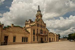 Les Franqueses del Vallès - Town Hall (Ajuntament)