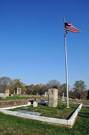 National Register of Historic Places listings in Hall County, Georgia - Image: ALTA VISTA CEMETERY, HALL COUNTY