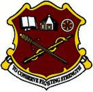 United States Army Medical Department Center and School - Image: AMEDDCS Insignia