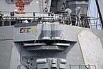 AN SLQ-59 Electronic Warfare Suite on board USS Curtis Wilbur (DDG-54) at U.S. Fleet Activities Yokosuka April 30, 2018.jpg