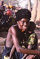 ASC Leiden - W.E.A. van Beek Collection - Dogon portraits 06 - A market woman from Amani, Tireli, Mali 1980.jpg