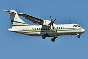 ATR 42-300M Gabon Government TR-KJD - MSN 131 (9900039856)