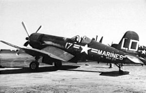 AU-1 VMF-212 at Kimpo 1952.jpg