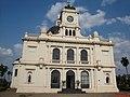 A Igreja Matriz de Batatais possui o maior acervo de quadros sacros de Cândido Portinari com 22 quadros do artista. - panoramio.jpg