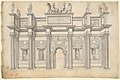 A Monumental Archway with Five Bays in the Corinthian Order MET DP211509.jpg