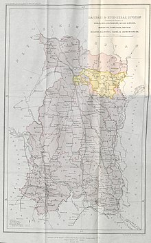 A Statistical Account of Bengal — Volume 10 Map.jpg