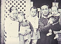 A gatekeeper and his family, Changde, Hunan, China, ca.1900-1919 (IMP-YDS-RG008-358-0008-0065).jpg