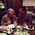 A little one-on-one with Jacques Pepin. (15402922548).jpg