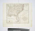 A map of the states of Virginia, North Carolina, South Carolina and Georgia - comprehending the Spanish provinces of east and west Florida - exhibiting the boundaries as fixed by the late treaty of NYPL976321.tiff