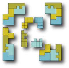 A perfect self-tiling tile set of order 4.png