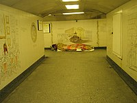 A sad sight in the underpass near Wellington's Arch - geograph.org.uk - 1089760.jpg