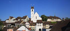 Aarau Altstadt Kirche 8941