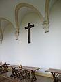 Abbaye de Mondaye - Réfectoire 03.JPG