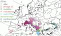Abies species Europe.png