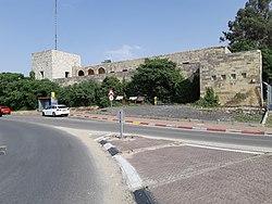Abu Gohosh Police Station - outside 1.jpg
