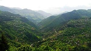 Acharistsqali - Acharistskali Gorge near Khulo.jpg