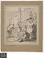 Achilles en de dochters van Lycomedes, circa 1665 - circa 1710, Groeningemuseum, 0041360000.jpg