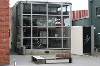 Adam Art Gallery Art gallery in Gate , Kelburn Parade