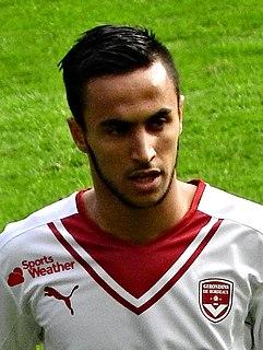 Adam Ounas French association football player
