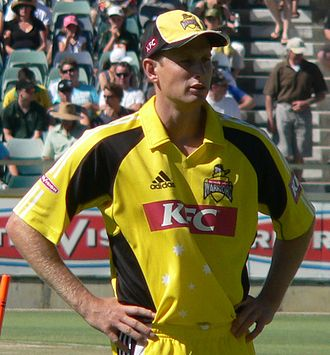 Adam Voges - Voges in January 2008