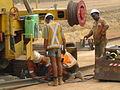 Adelaide - Darwin railway line construction at Livingstone Airstrip (11).jpg