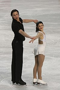 Adeline Canac and Maximin Coia at 2010 European Championships (2).jpg