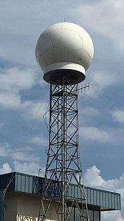 ARMOR Doppler Weather Radar