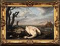 Aelbert cuyp, paesaggio invernale con volatili morti e cacciatori, 1655-60 ca.jpg