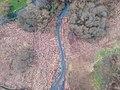 Aerial view of Rack Marsh, Bagnor.jpg