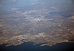Aerial view of Westchester County (6924553602).jpg