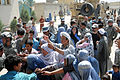 Afghan police and US Soldiers partner to provide aid to flood victims DVIDS322627.jpg