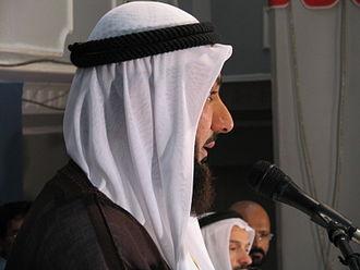 Agal (accessory) - A Bahraini man wearing agal.